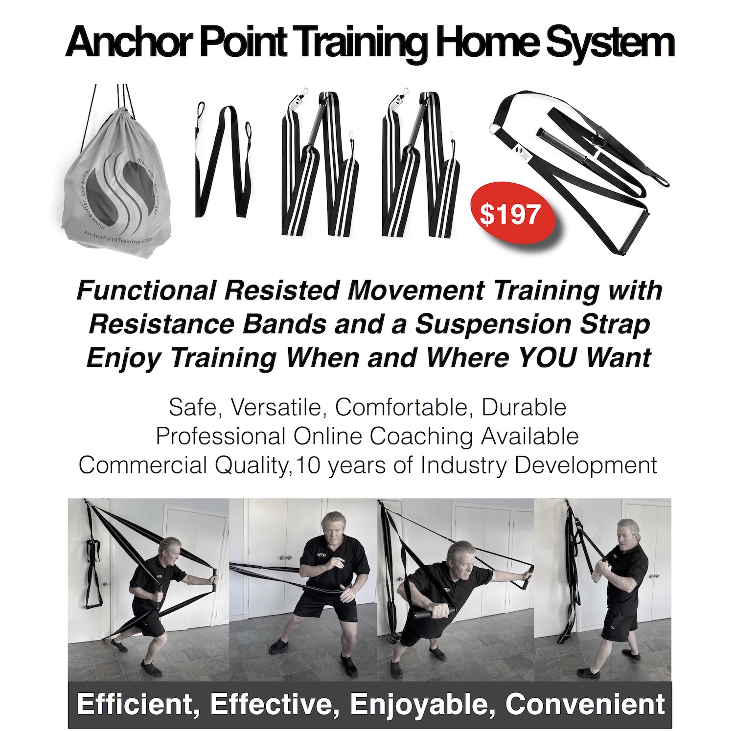 Anchor Point Training Home System